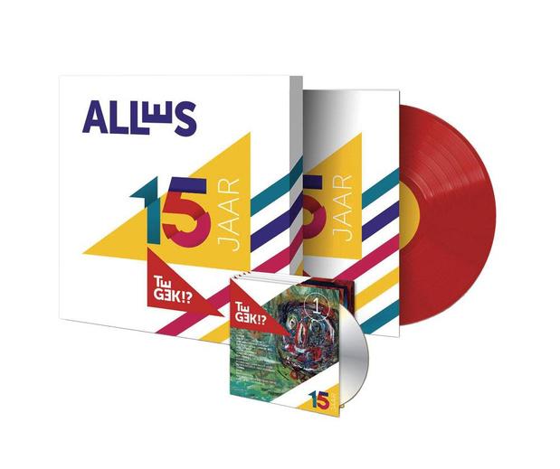 CD/LP-boxen Te Gek!? Alles