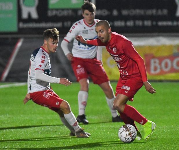 KV Kortrijk wint oefenduel tegen FC Gullegem