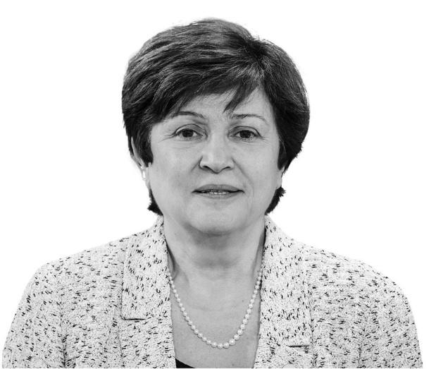 Kristalina Georgieva - Voorgedragen IMF-topvrouw