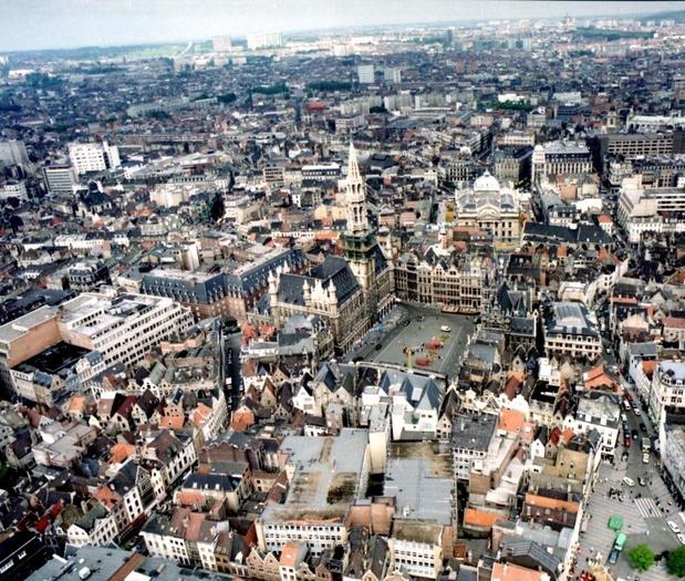 Bruxelles n'a jamais été aussi peuplée, mais la croissance démographique est faible