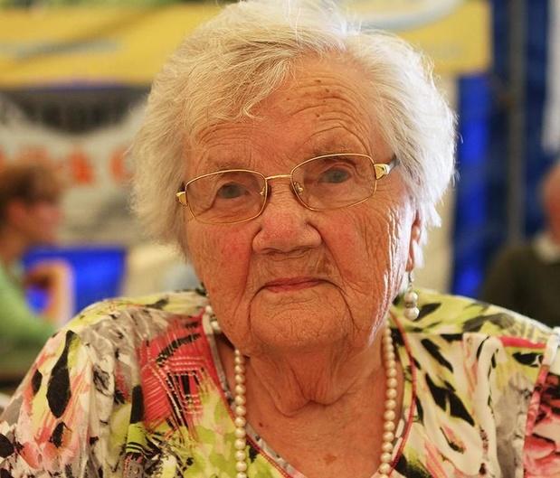 Oudste inwoner van Ingelmunster Celina Carette plots overleden