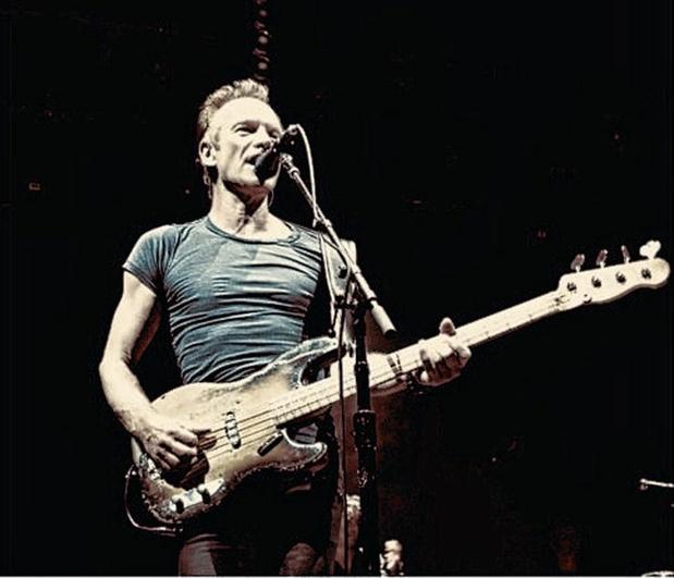 Sting annuleert optreden op Gent Jazz