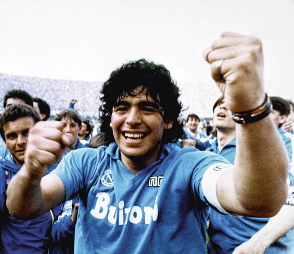Maradona, grandeur et décadence