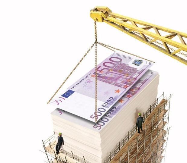 Recordniveau van 162,8 miljard euro ondernemingskredieten bij Belgische banken