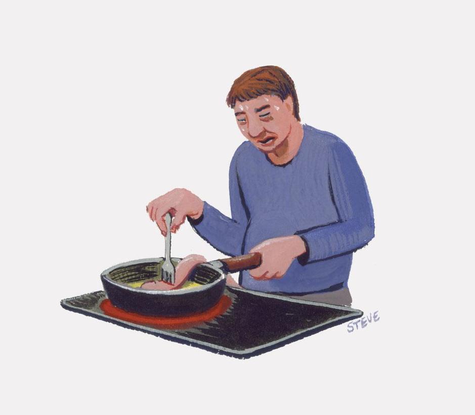 Factcheck: 'Kookpannen doen de penis krimpen'