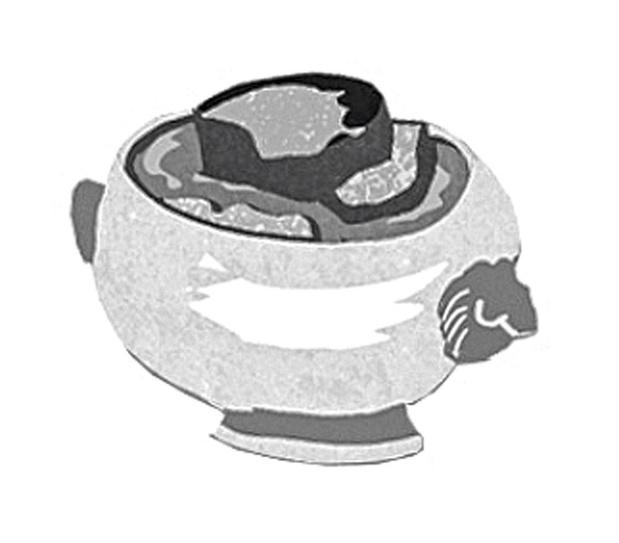 Gegratineerde uiensoep