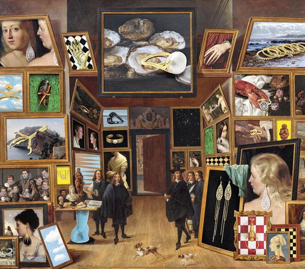Schattenkamers: Wouters & Hendrix neemt 'Rooms of Wonder' in van het Antwerpse DIVA