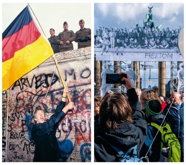 Après l'exode, des Allemands de l'Est reviennent à la maison