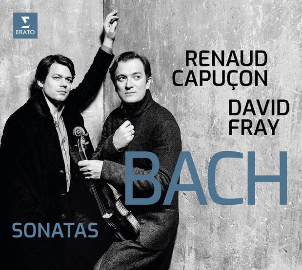 Sonates pour violon de Bach de Renaud Capuçon et David Fray