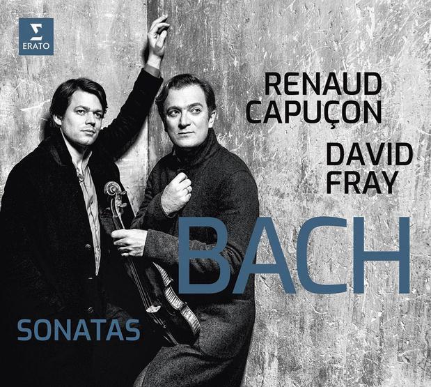 'Bach Sonatas' van Renaud Capuçon en David Fray