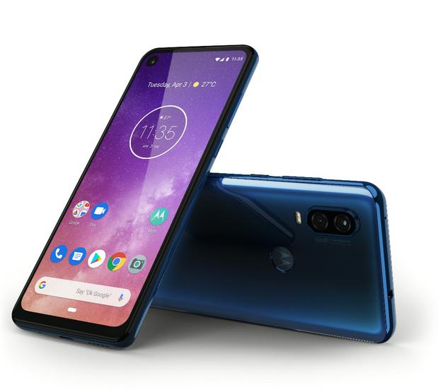 Motorola smartphone met slimme 48 MP-camera