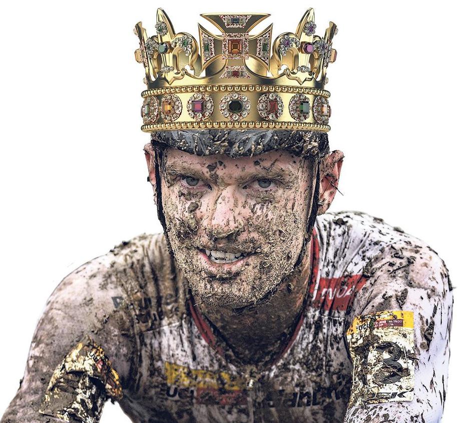 BK veldrijden: daarom wordt het Koning Eli I van België