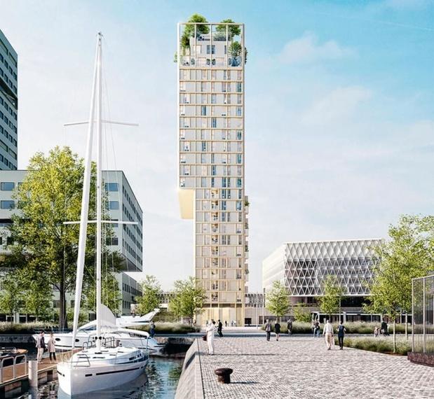 L'immobilier anversois séduit les Bruxellois