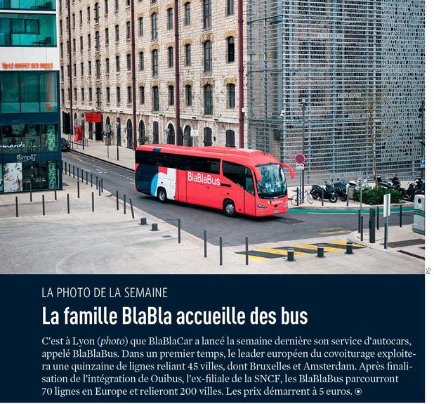 La famille BlaBla accueille des bus