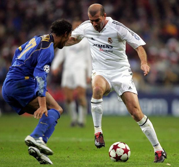 De beste Franse voetballer aller tijden? U koos Zinédine Zidane