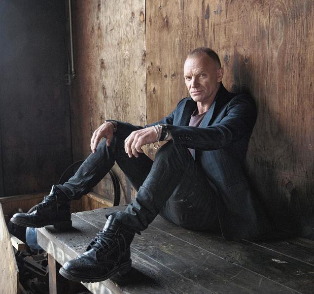 Malade, Sting annule un deuxième concert