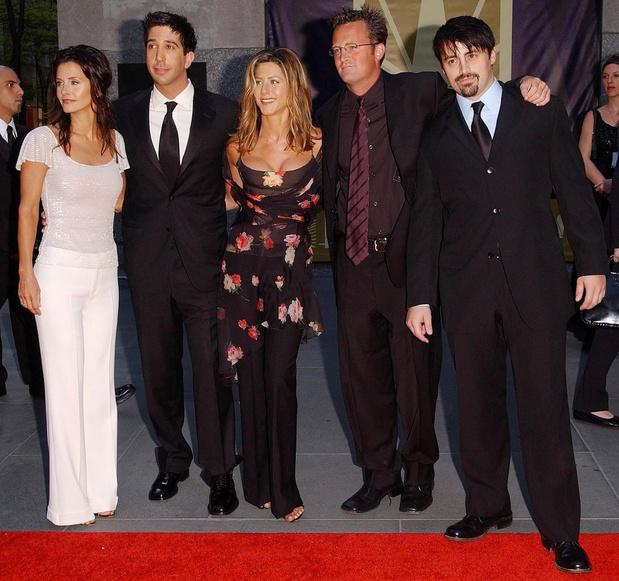 """Le tournage de """"l'épisode"""" spécial de Friends se tiendra en mars"""