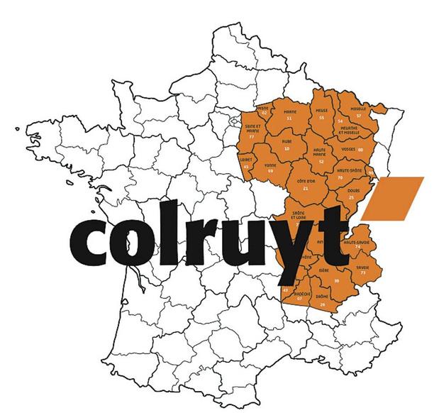 Colruyt accélère son expansion française