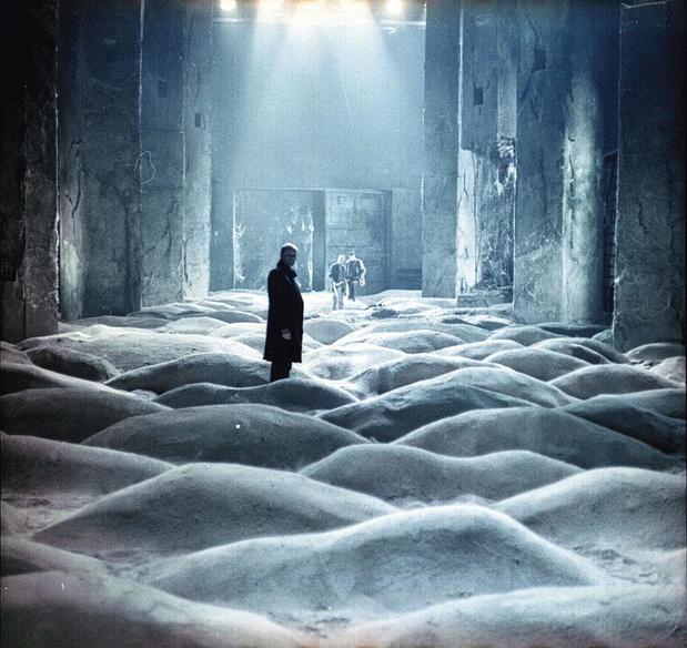 3. Andrei Tarkovsky - The Exhibition