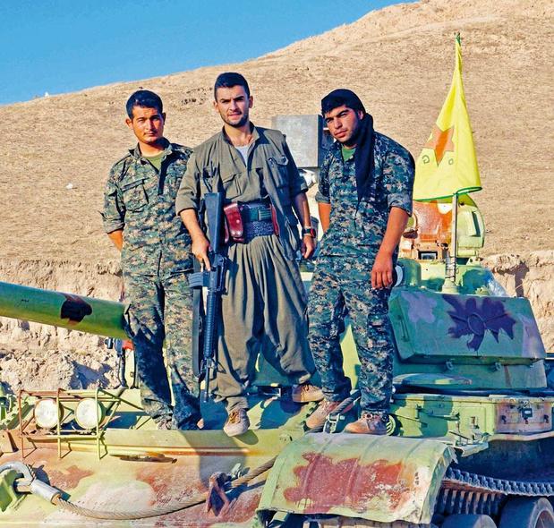 Spanningen tussen Koerden en Arabieren lopen op: 'Rojava is op los zand gebouwd'