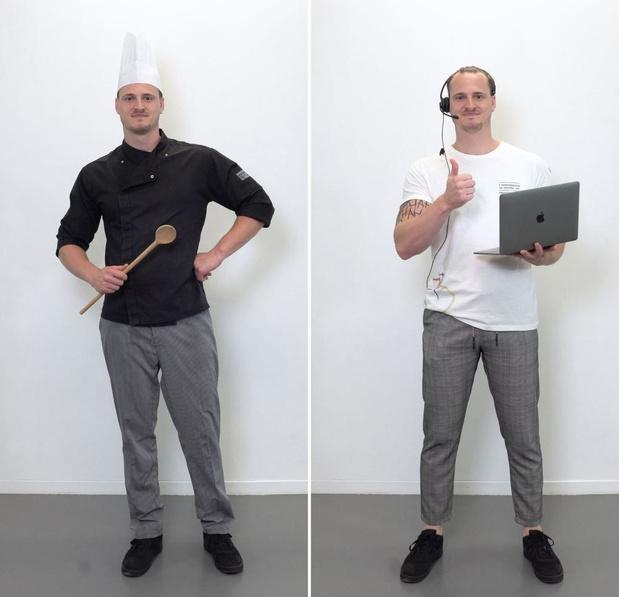 Van kok naar elektricien: het verhaal van Yannick bij EREA