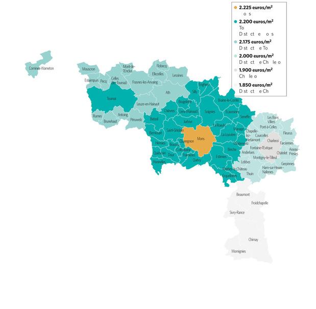 Le renouveau de La Louvière