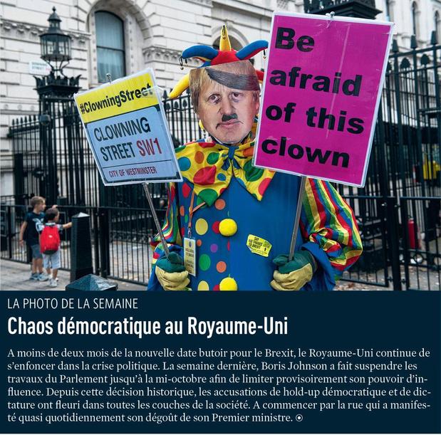 Chaos démocratique au Royaume-Uni