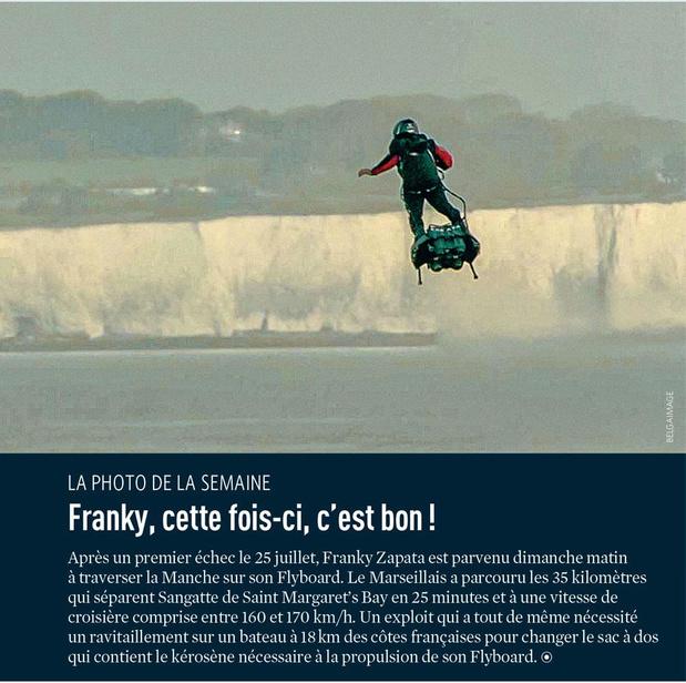 Franky, cette fois-ci, c'est bon !
