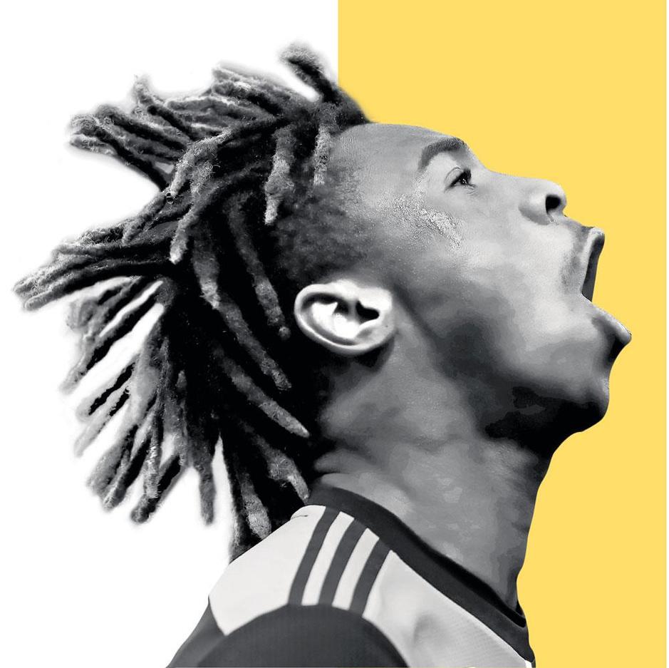 De roots van Juve-talent Moise Kean: 'Geen Playstation of gsm, dat gaf hem voorsprong op leeftijdsgenoten'