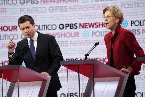 Amerikaanse voorverkiezingen: de handschoenen gaan uit