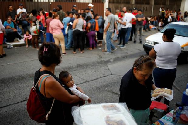 Meer dan 7.400 mensen ontvluchtten sinds 2016 geweld in Honduras