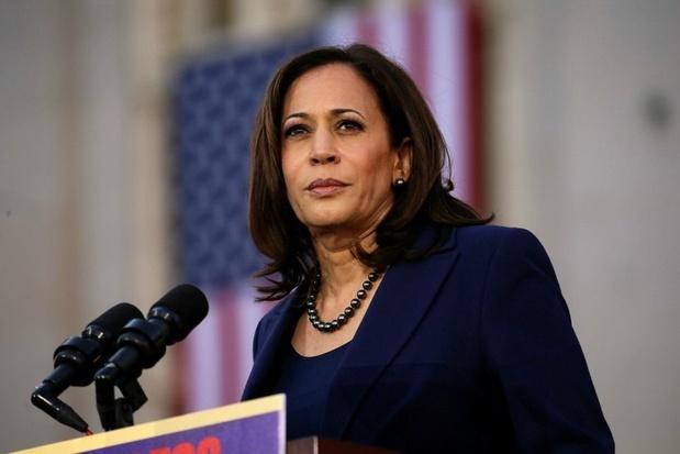 Democratische senatrice Kamala Harris stapt uit race naar Witte Huis