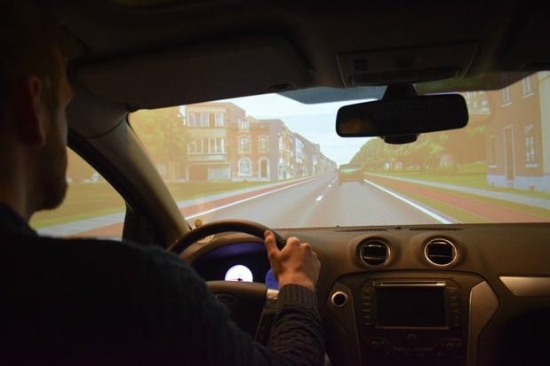IMOB-technologie grijpt in wanneer autobestuurder niet oplet
