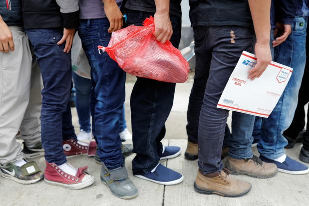 Rechter blokkeert Trump-plan om migrantenkinderen voor onbeperkte tijd op te sluiten
