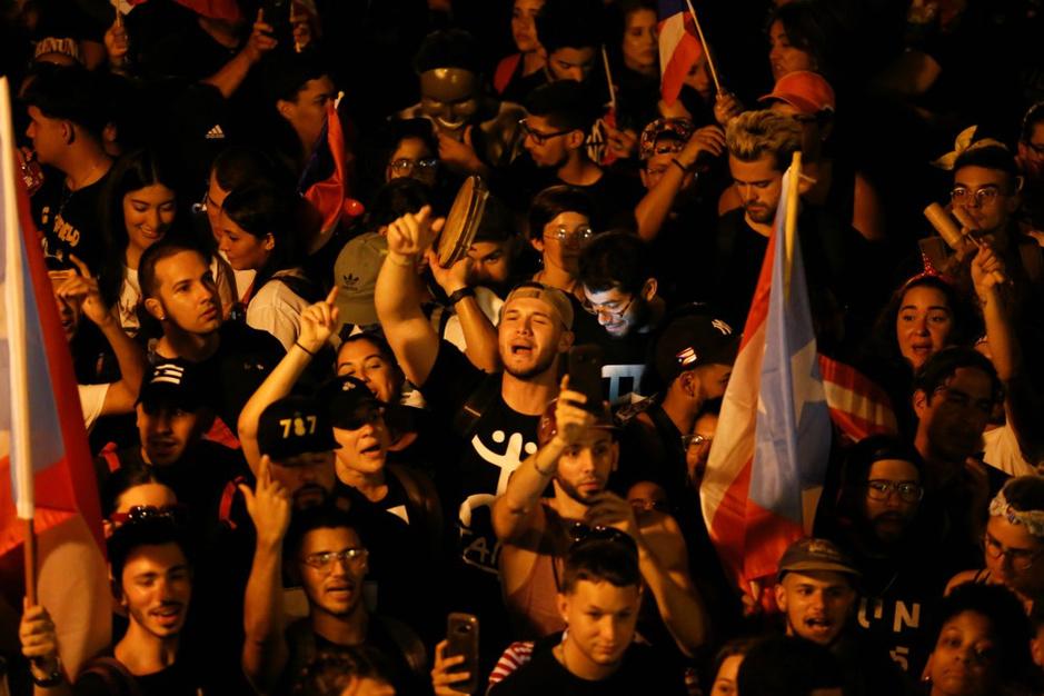 Hoe de Puerto Ricanen een corrupte gouverneur tot aftreden dwongen