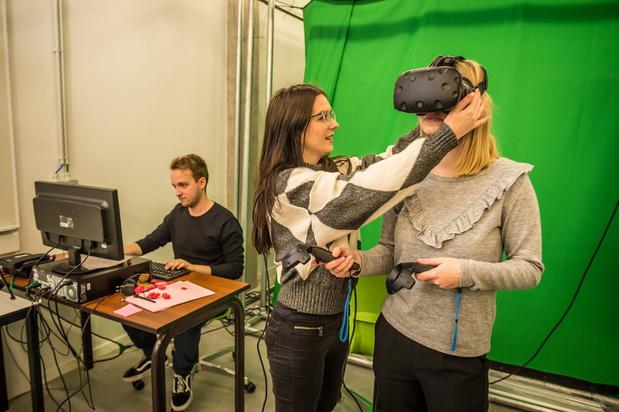 AP Hogeschool start opleiding storytelling in VR
