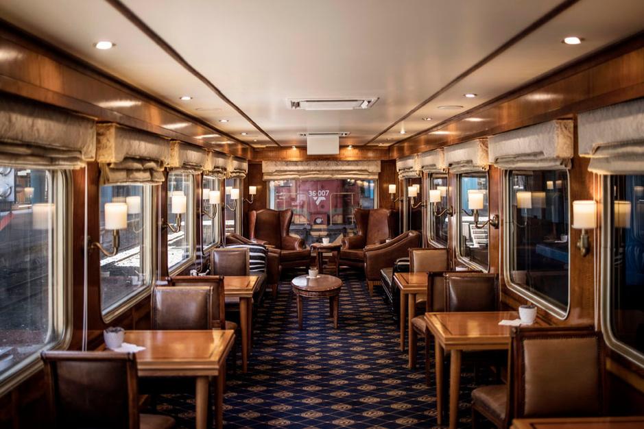 En images: Escapade en Afrique du Sud, à bord du luxueux Blue Train, loin du Covid