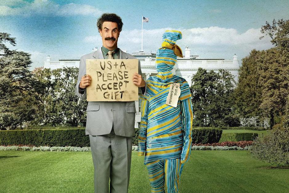 Waarom Borat nauwelijks nog choqueert