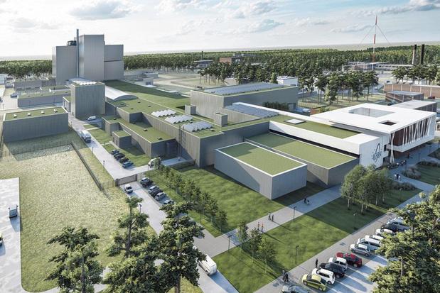 Onderzoek naar de MYRRHA-reactor in Mol: 'Kernafval zal nog maar 300 jaar toxisch zijn'