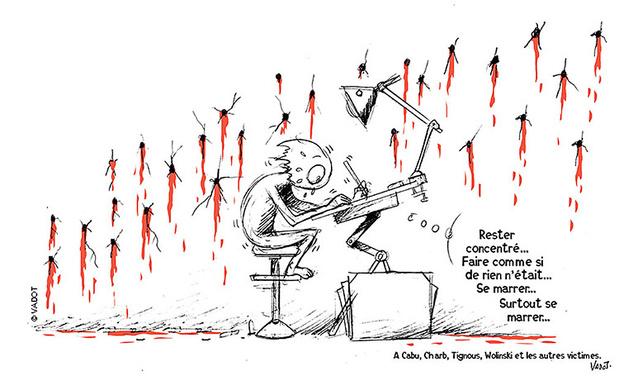 Charlie Hebdo : petits dessins et le libre arbitre