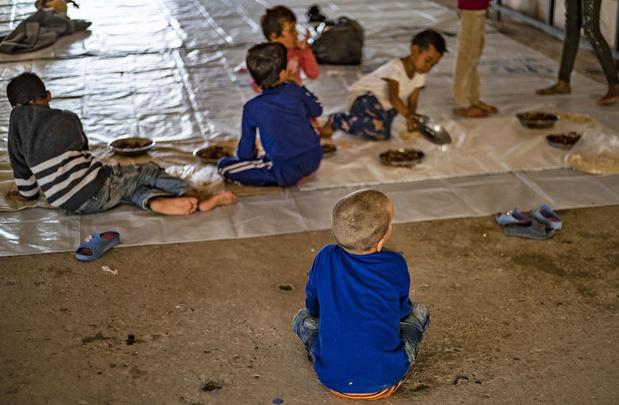 Enfants belges dans les camps syriens : sortir de l'hypocrisie pour sauver des vies