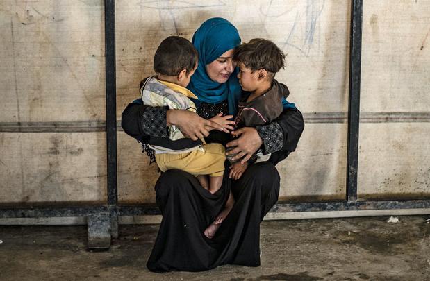Le Parlement européen appelle tous les Etats membres à rapatrier les enfants de combattants djihadistes