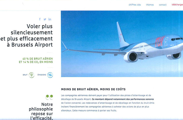 Boeing 737 MAX : la curieuse communication de Brussels Airport