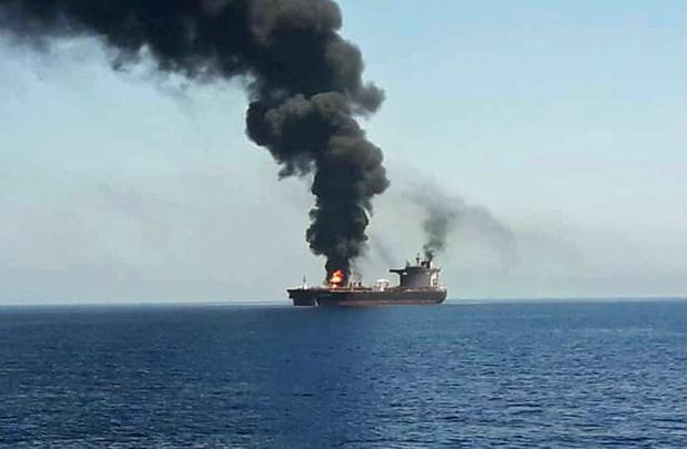 Mer d'Oman: L'Europe refuse de s'aligner sur Washington