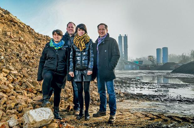 """Gazelles Namur 2020 """"Grandes entreprises"""" - Nonet: construction familiale"""