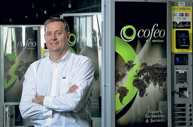 """Gazelles Namur 2020 """"Moyennes entreprises"""" -  Cofeo Services: distribution réussie"""
