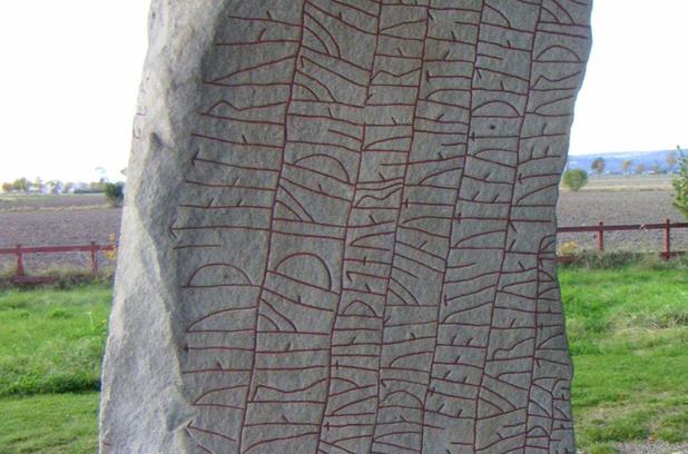 Vikings: une célèbre pierre runique érigée pour conjurer une crise climatique