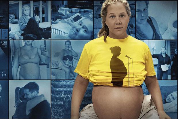 Tv-tip: 'Expecting Amy', een docureeks over de eerste zwangerschap van comedyster Amy Schumer