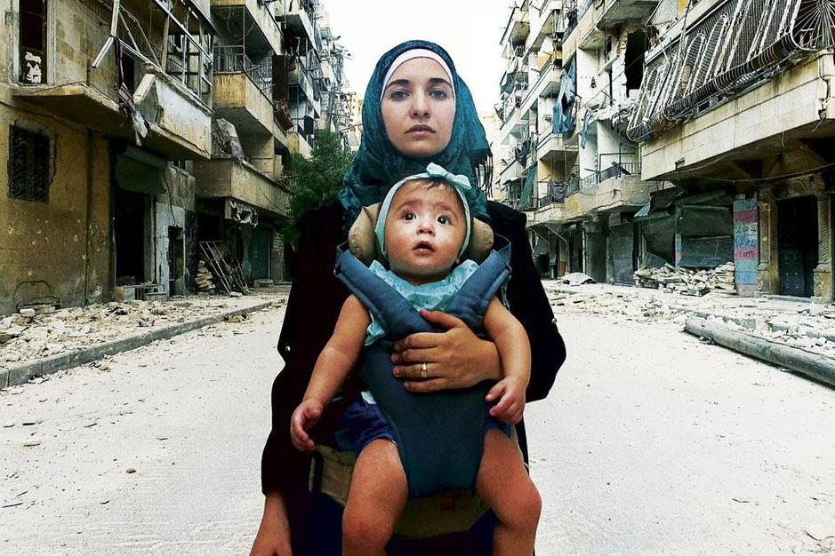 Oorlogsdocu For Sama toont ziekenhuisleven in Aleppo: 'We zouden samen leven en samen sterven'