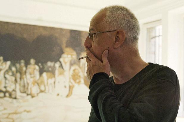 Tv-tip: gluur binnen bij een van onze topkunstenaars in 'Luc Tuymans: in het licht van de argwaan'